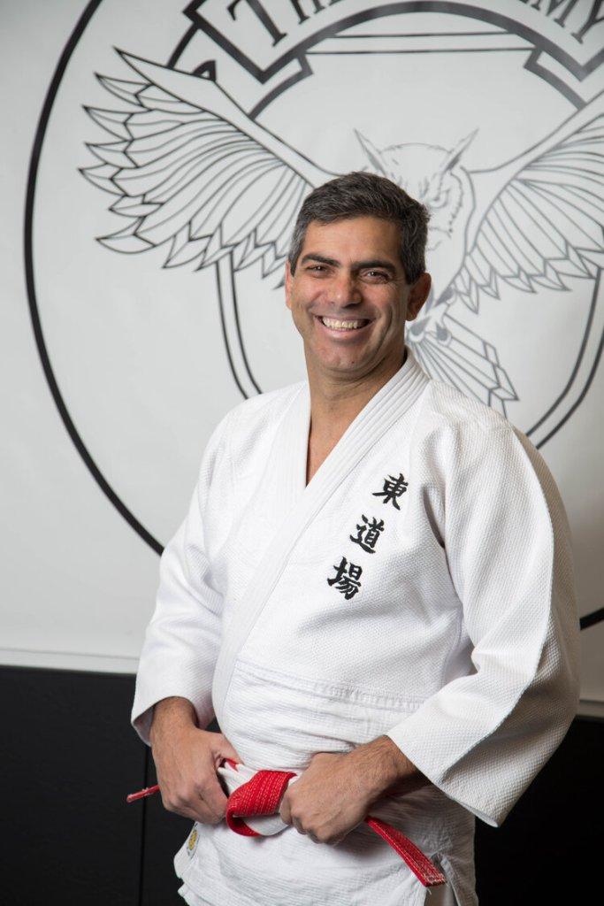 Sensei Jose Eudes Monteiro